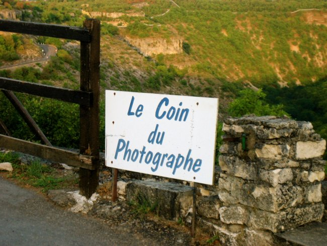 Le coin du photographe